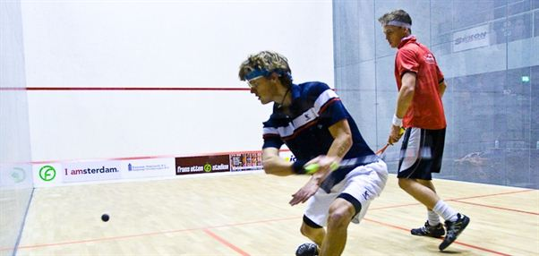 Marc ter Sluis receives Wildcard DPD Open